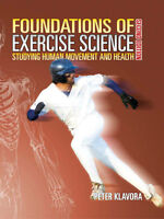 Foundations of Exercise Science KLAVORA P.
