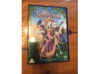Disney's Tangled DVD