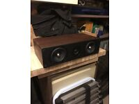 Cambridge audio center speaker