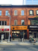 COMMERCIAL, RETAIL & OFFICE SPACE FOR LEASE BANK & SLATER
