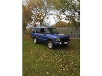 2003 face lift Td5 gs(7 seater)
