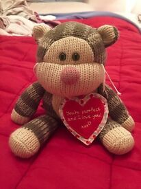 Love teddy bear - valentine present