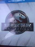 Jurassic Park Collection (Blu-Ray & Digital HD)