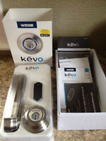 Kevo Bluetooth enabled deadbolt.