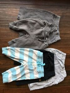 Baby Gap Lot of Pants - size 3-6 months London Ontario image 1