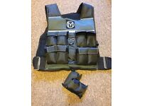 10kg Removable Weighted vest