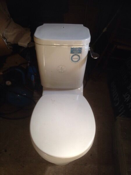 Toilet & cistern brand new