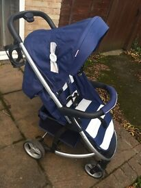 My babiie Billie Fares pushchair