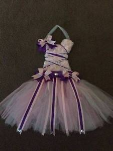 VERY PRETTY HAIR CLIP HOLDER TUTU, ONLY USED FOR WALL DECORATION Beaumont Hills The Hills District Preview