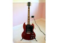 2011 Gibson SG Standard = Heritage Cherry