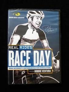 [Cycling] Race Day with Robbie Ventura DVD - Crit Sim [New] Loganholme Logan Area Preview