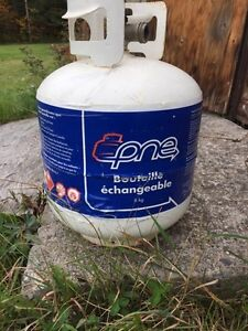 Propane tanks-exchanged 20lb