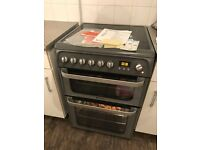 Hotpoint ultima 60cm electric cooker