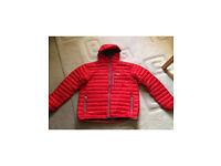 RAB. Microlight Jacket new camping Climbing Cycling skiing Army