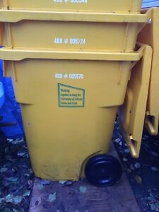 Recycle Bins - Large