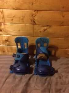 Forum snowboard bindings  Williams Lake Cariboo Area image 2