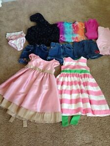 Lot of Girls Size 3 Clothes