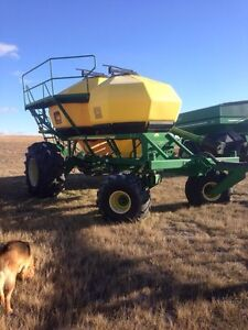 Reduced 1900 John Deere Cart