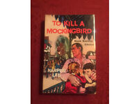 First edition copy of To Kill A Mockingbird by Harper Lee in excellent condition