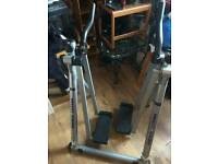 Gravity strider crosstrainer