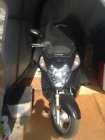 Silverwing Honda Scooter