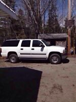 2004 mint suburban only summer used***