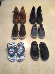 Boys shoes sizes 6-9 - all $20 or buy separate