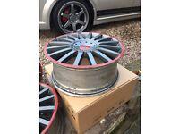 Mondeo ST alloys no tyres