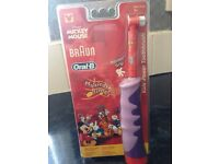 Braun Oral-B Kids Power Toothbrush (Open to Offers)