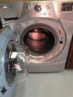 Whirlpool Front Load Washer Machine