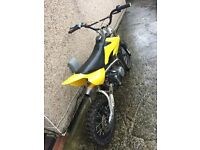 YX 140cc Lifan Stomp Pit bike Pitbike SWAPS Dirtbike Dirt bike Scrambler Quad bike