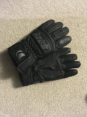 Auclair Leather 'Son of T' Ski Gloves - Ladies Large