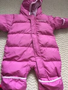 Baby girl Columbia snow suit for sale!