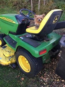 Looking for John Deere implements for 345 and 318