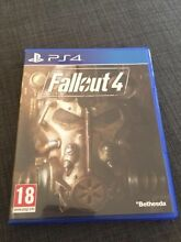 Fallout 4 ps4 as new used twice Bridgewater Adelaide Hills Preview