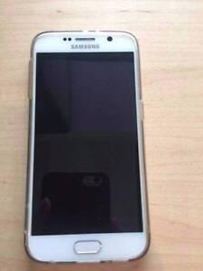 Samsung Galaxy S6 32 Gb white Unlocked St Kilda Port Phillip Preview