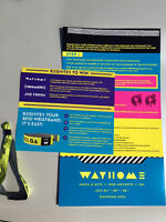 Way Home Offical Wristbands
