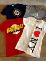 Tees with logos/graphics - misses/ladies Watch Share  Print Repo