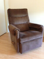 Fauteuil inclinable-reclining chair