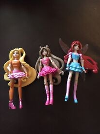Little Winx Dolls
