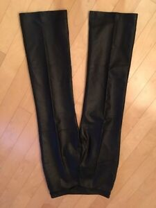 Beechers Brook for Fairweather ladies black lined leather pants
