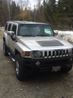 2007 HUMMER H3 /Sunroof/Leather/Fully Loaded