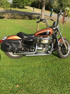 2008 Anniversary Edition Sportster,,,,Huge price drop!!!