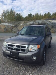 2009 Ford Escape XLT 4X4  Certified *SOLD*