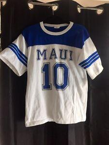 From Hawaii Maui shirt size medium fits small  Strathcona County Edmonton Area image 1