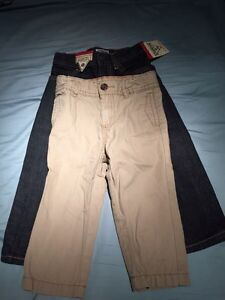 2t boy pants and overalls
