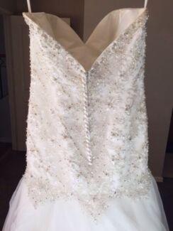 Mori Lee Weddind Dress