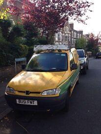 Peugeot Partner Van LPG for sale £300 ono