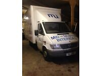 Mercedes Sprinter Box Van (2.9)