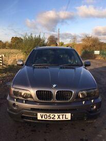 BMW X5 3.0 i M Sport 5dr